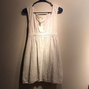 Cute lightweight white dress